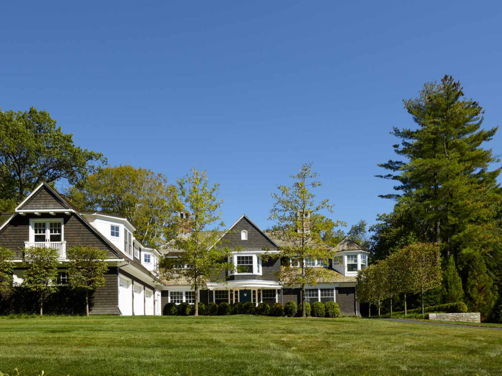 Modern Shingle Style