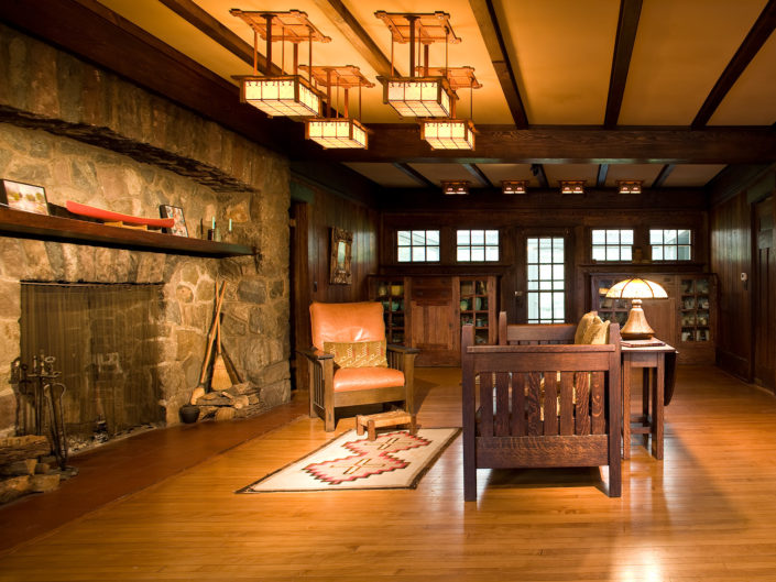 Stickley House Renovation
